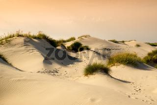 Nordsee Dünenlandschaft