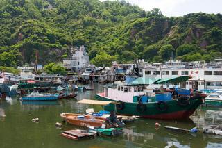 Hong Kong Coastal Village