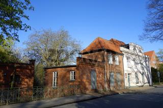 Pulvermacherhaus in der Luebecker Altstadt