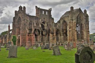 Melrose Abbey 1