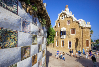House-Museum of Antonio Gaudí, Barcelona