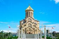 Sameba church, Tbilisi