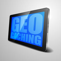 tablet Geo Caching