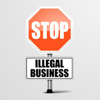 Stop Illegal Business