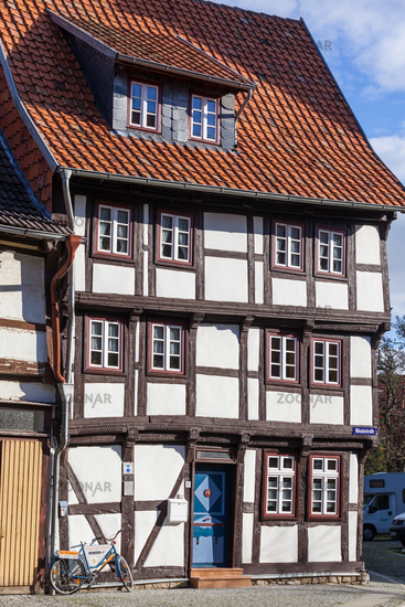 Osterwieck half-timbered house