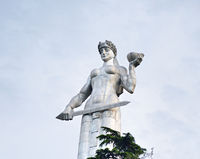 Statue of Mother Georgia, Tbilisi