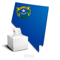 Ballotbox Map Nevada