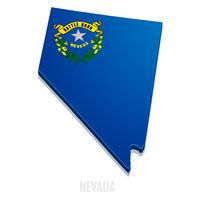 Map Nevada