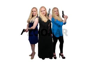 Female Detectives