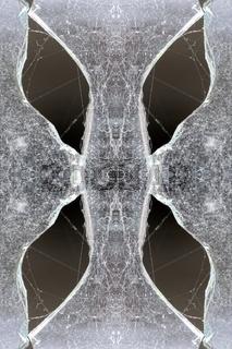 mystisches Glas