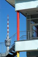 Architektur Fernsehturm Stuttgart