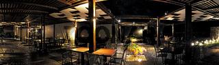 Strandrestaurant auf Kos