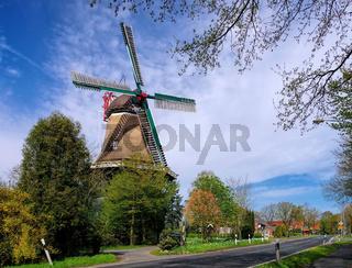 Spetzerfehn Windmuehle - windmill Spetzerfehn 01