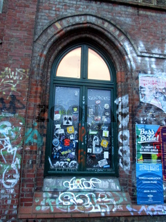 Dreckieges Fenster