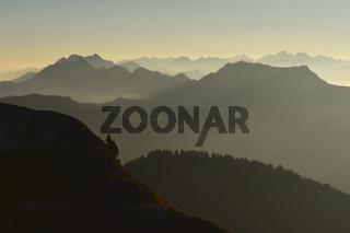 Sonnenaufgang in den Bergen... Alpen *Berner Oberland*