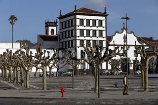Church Nossa Senhora da Esperanca, Ponta Delgada, Azores