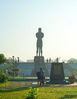Sentinel of Freedom statue