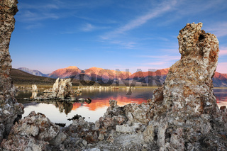 Outliers - bizarre limestone formation