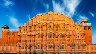 Hawa Mahal Palace of the Winds, Jaipur, Rajasthan
