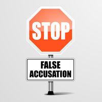 Stop False Accusation
