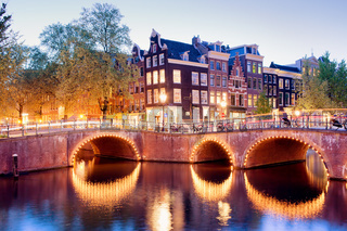 Lights of Amsterdam