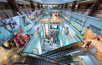 MBK shopping center interior, Bangkok, Thailand