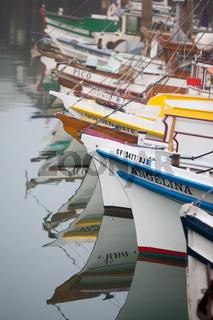 Fisherman's Wharf boats