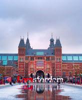 Museum area, Amsterdam