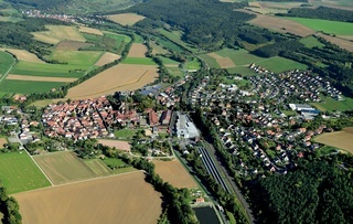 Thüngen im Landkreis Main Spessart