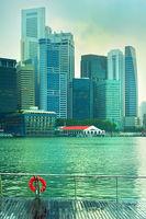 Wet Singapore