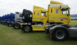 Truckerreihe
