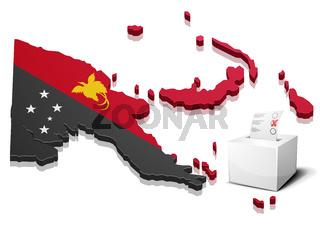 ballotbox Papua New Guinea