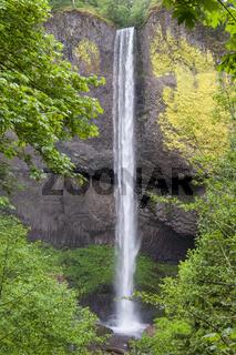 Latourell Falls Oregon USA