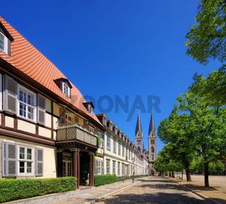 Halberstadt Dom - Halberstadt cathedral 02