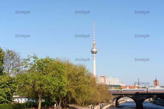 Glimpse of Berlin