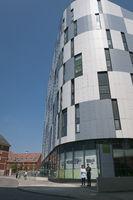 Ipswich university Waterfront building