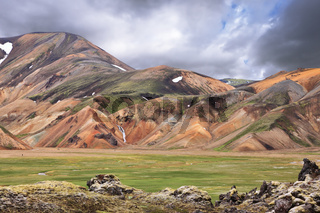 Iceland in July