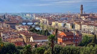 Toskana - Florenz - Piazzale Michelangelo