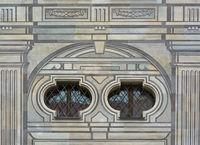 Emperor Courtyard Detail in Munich