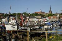 Fishing boat in Flensburg