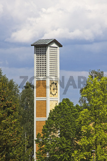 Kirchturm Kreuzkirche Konstanz