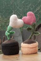 valentines decorations flower hearts
