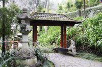 Monte Tropical Gardens Madeira island