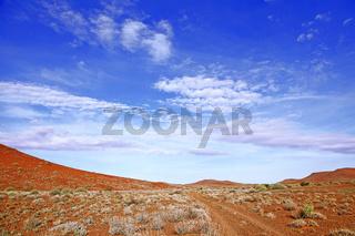 Weite Namibias, Landschaft Palmwag, landscape of Namibia, Palmwag concession
