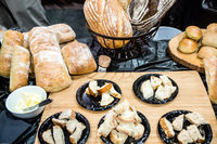 Artisan Bread and Samples