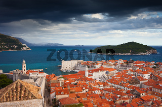 Old Town of Dubrovnik and Lokrum Island