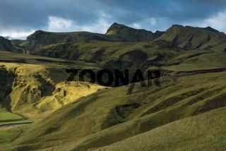 Island -Hochland-