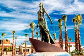 Statue of the Mediterranea
