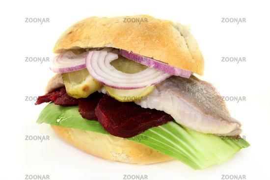herring rolls
