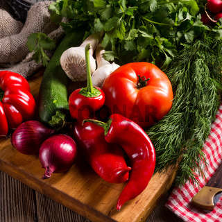 vegetable tablet